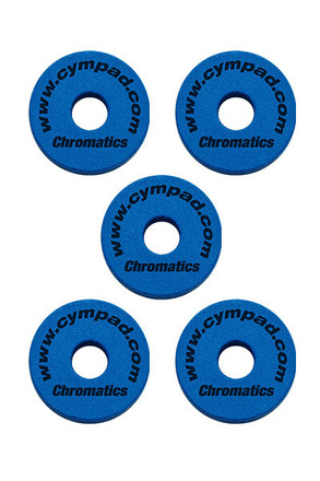 Cympad Chromatics 40/15mm Blue Set