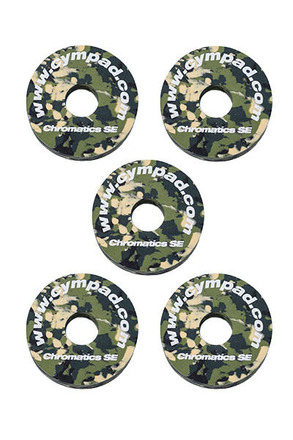 Cympad Chromatics SE 40/15mm Camouflage Set picture