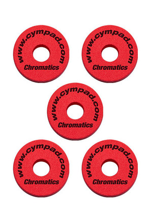 Cympad Chromatics 40/15mm Red Set picture