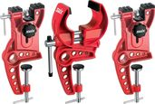 World Cup 3-pcs Ski Vise - fits skis 40mm to 100mm wide