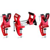 Power 3-pcs Ski vise - fits skis up to 155mm wide