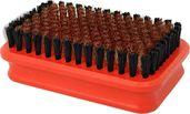 Rectangular Medium Coarse Bronze Brush