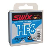 HF6X -5�C to -10�C High Fluor Glide Wax 40g
