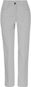 Essential small check ankle pant