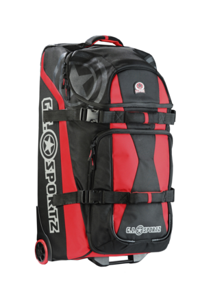 CRUZ'R Bag - Black/Red picture