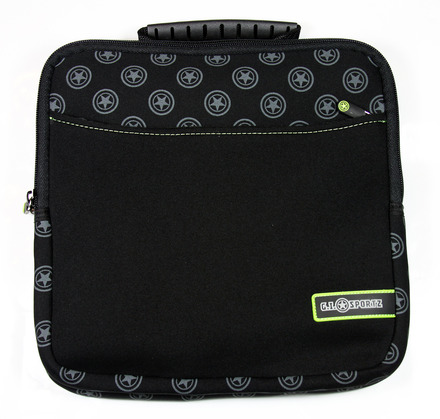 Mark'R Bag - Black/Lime picture