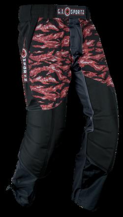 Glide Pants - Tiger Crimson - 2XL picture