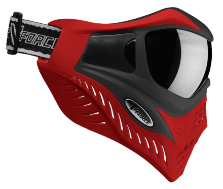 VForce™ Grill - Special Color - Red on Red picture