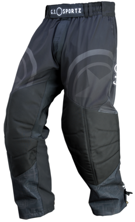 Glide Pants - Black - Medium picture