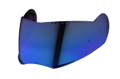 E1 Visor Blue Mirrored SM