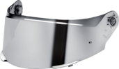 SR2 Visor Silver Mirrored