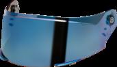 SR2 Visor Blue Mirrored