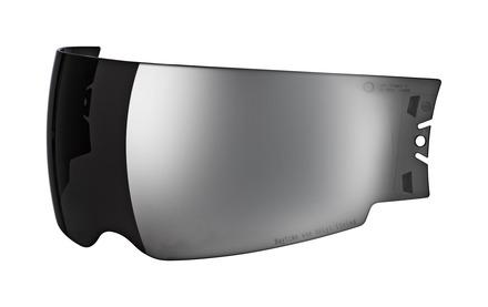 S2/C3Pro/C3/E1/C4 Internal Sun Visor Silver Mirrored SM picture