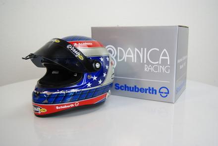 Danica Patrick Race Helmet Replica picture