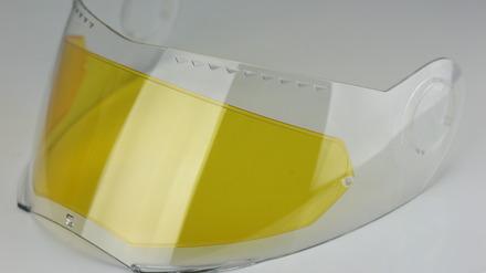 C3Pro/C3/S2 Pinlock Shield Yellow SM picture