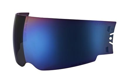 S2/C3Pro/C3/E1/C4/M1 Internal Sun Visor Blue Mirrored LG picture