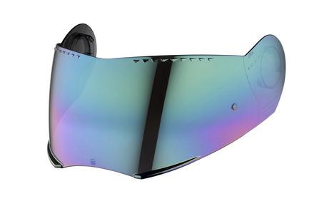 E1 Visor Iridium Mirrored LG picture