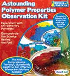 Astounding Polymer Properties Observation Kit