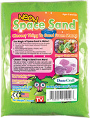 Neon Space Sand 1 lb Green