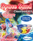 Space Sand Classroom Kit
