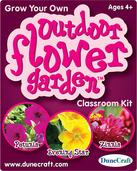 Outdoor Flower Garden