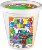 Silly Squares Quarter Pound Bucket