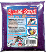 Space Sand 1 lb Purple