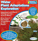 Water Plants Adaptations Exploration