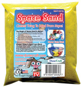 Space Sand 1 lb Yellow