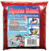 Space Sand 1 lb Red