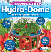 Everbearing Strawberry Hydro-Dome