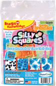 Silly Squares (Red, Yellow, Blue)