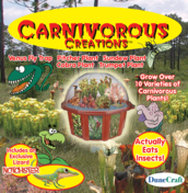 Carnivorous Creations