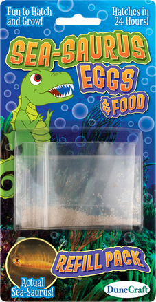 Sea-Saurus Egg & Food Refill Pack picture