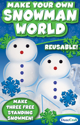 Make Your Own Snowman World picture