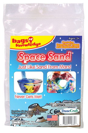 Space Sand (Red, Yellow, Blue) picture