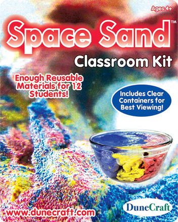 Space Sand Classroom Kit picture