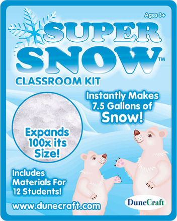 Super Snow Classroom Kit picture