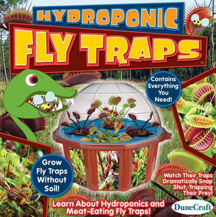 Hydroponic Fly Traps picture