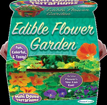 Edible Flower Garden picture