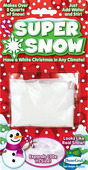 Holiday Themed Super Snow Header