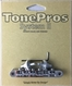 NVR2P - TonePros AVR2P with Standard Nashville Post Tuneomatic (notched saddles)