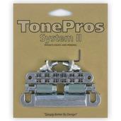 LPM04 - TonePros Standard Tuneomatic/Tailpiece set (small posts/notched saddles)