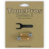 MSPRS - TonePros Metric Locking Studs for PRS® Santana Models