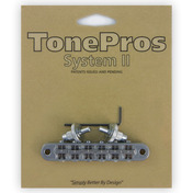 T3BP - TonePros Standard Tuneomatic (small posts, notched saddles)