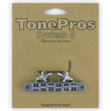 TP6 - TonePros Standard Tuneomatic (small posts) picture
