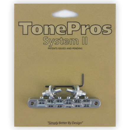 NVR2 - TonePros AVR2 with Standard Nashville Post Tuneomatic picture