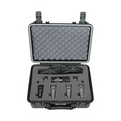 HC85 Microphone System Flight Case (DD4 & DD5)
