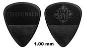 1mm Thin Diamond Guitar Picks (6 pack)