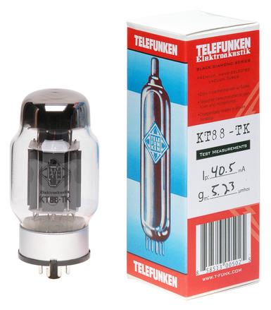 KT88-TK vacuum tube picture